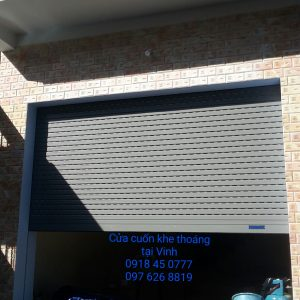 cửa cuốn austdoor ở vinh nghệ an